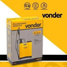 pulverizador vonder 20 litros
