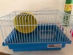 Título do anúncio: gaiola de hamster simples