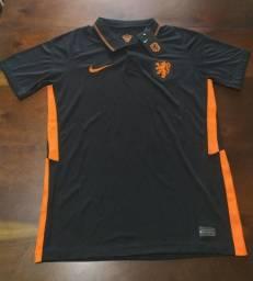 Título do anúncio: Camisa Seleção Holanda II 2020/2021 - Torcedor Pro