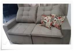 Título do anúncio: Promoção - Sofá Retrátil Reclinável com Pillow Top por Apenas R$1.549,00