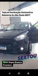 Kit Super Branca Premium Ford Ka