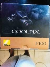 Título do anúncio: Camera Nikon P100