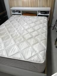 Título do anúncio: cama de casal com colchao