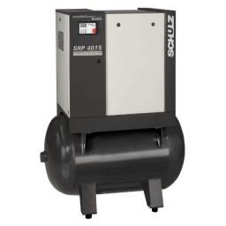 Título do anúncio: Compressor Parafuso SRP 4015 Dynamic Schulz