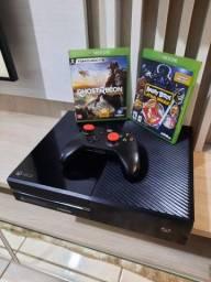 Título do anúncio: Xbox One, 500gb, Garantia, Aceito PS3 de entrada, Aceitamos Cartão ate 12x