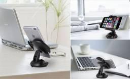 Suporte Formato para celular dobravel formato Mouse mesa Bancada novo