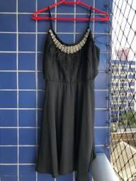 Título do anúncio: Vestido soltinho preto