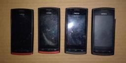 Título do anúncio: Celulares Nokia N500 - Veja a Descrição do Anúncio