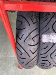 Pneu traseiro Pirelli 140/70-17 Sport demon cb300 entrega em todo Rio