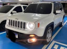 Título do anúncio: Jeep Renegade Limited 18 auto Original de fábrica
