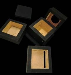 Título do anúncio: Caixa para abelha Jataí, Mirin, Iraí e outras modelo IMPA.