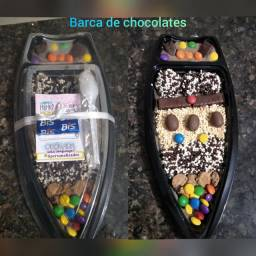 Barca de Chocolate