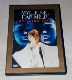 Dvd Mylene Farmer Mylenium Tour