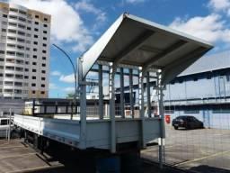 Carroceria De 10 Metros Com Malhal P/ Transporte De Ferro - R$12.900,00