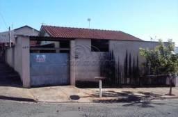 Casa à venda com 3 dormitórios em Cidade jardim (zagalo), Jaboticabal cod:V4353