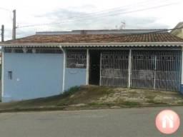 Casa à venda com 3 dormitórios em Jardim maria amelia, Jacarei cod:V2031