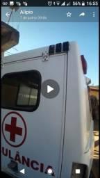 Baú Ambulância hilux 2008 - 2008