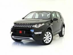 LAND ROVER DISCOVERY SPORT 2015/2016 2.0 16V SI4 TURBO GASOLINA HSE LUXURY 4P AUTOMÁTICO - 2016