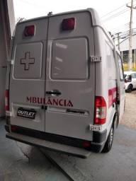 Ambulancia sprinter 313 ano 2010 - 2010