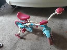 Bike Infantil feminina