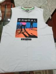 Camisetas de qualidade! Tamanho: 16