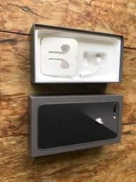Caixa de IPhone 8 plus