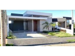 Casa à venda com 3 dormitórios em Condomínio buona vita, Araraquara cod:244