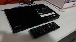 Vendo dvd blu ray player sony bdp-s190(pega netflix)