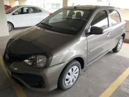 Toyota Etios 19/20 - 570 km rodados - 2020