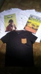 3 camisas gg