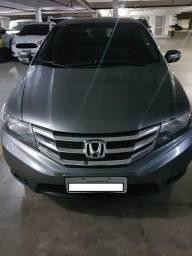 Honda City 1.5 EX Automático - 13/14 - 2014