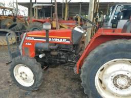 Trator Yanmar 1050D 4x4 turbo