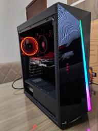 PC Gamer Novo - Ryzen 1600 - GTX 1060 - SSD M.2 - 480 GB