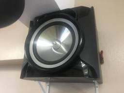 Mini System Samsung MX-F850/ZD com Subwoofer