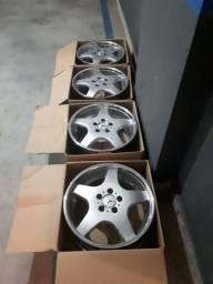 Jogo Rodas 17 Mercedes Benz AMG Replicas