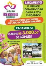 Lotes em Caldas Novas jardim dos bougainvilles