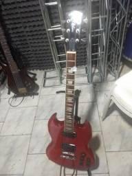 Guitarra SG Red