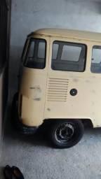 Vendo kombi clliper ano 83 - 1983