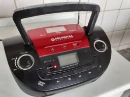 Radio Portatil Fm Entrada USB