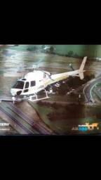 Pôsteres de aviões e helicópteros
