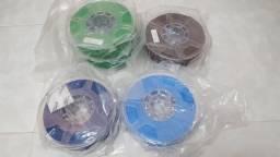 Filamento de impressão 3D PLA 1Kg