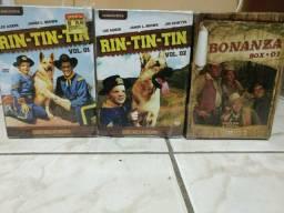 Filmes e Séries Rin-Tin-Tin e Bonanza