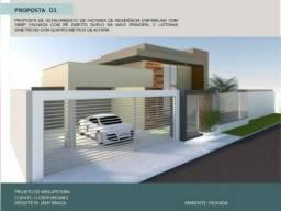 Casa nova moderna arniqueira 3 quartos 2 suítes colada park way