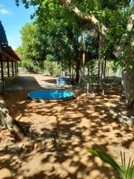 Chácara no condomínio Thissaleia acesso ao Rio Coxipo pego carro no negócio