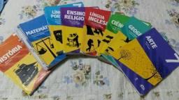 Livros 7 ano Adventista