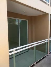 Apto para alugar em Pavuna - Pacatuba, em condomínio fechado, 2 quartos. - R$ 400,00
