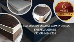 Camas Box de Molas Qualidade Pelmex