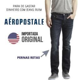 Roupa Masculina em até 12x - Calça Jeans - marca Aéropostale - importada original