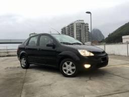 Fiesta Sedan 2007 1.6 - Carro de Garagem - 2007