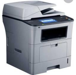Impressora multifuncional lazer toner Samsung 5835